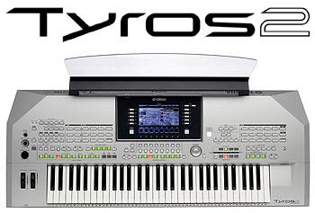 Yamaha style tyros